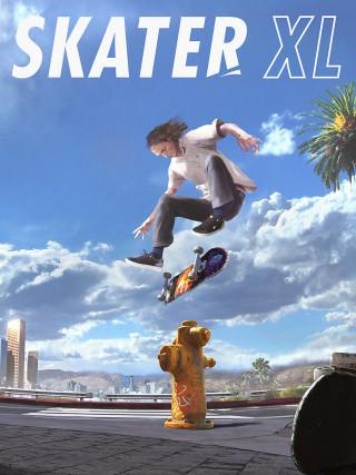 Постер Skater XL